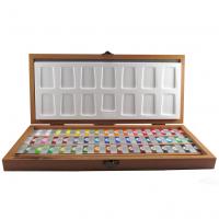افرا-آبرنگ 48 رنگ حرفه ای جعبه چوبی