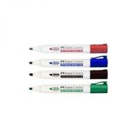 ماژیک وایت برد نوک تخت فابر کاستل – Faber-Castell whiteboard marker w50
