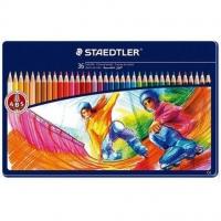 مداد رنگی ۳۶ رنگ فلزی استدلر